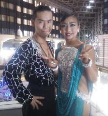 B級&D級ダンス競技会!