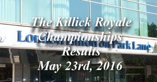 killick-results