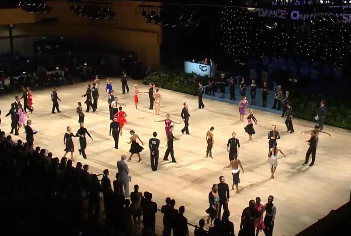 尾間木公民館|社交ダンス|サークル|さいたま市|レッスン