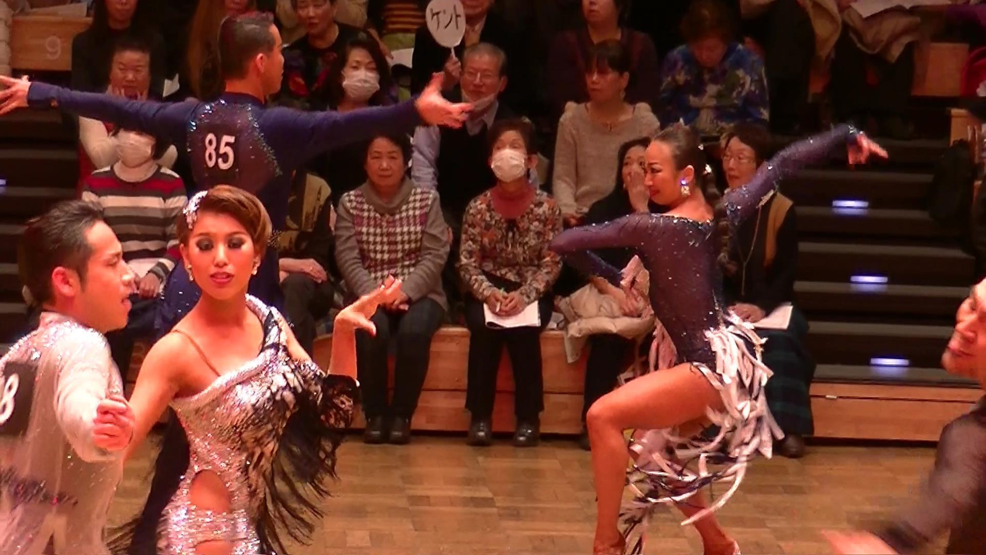 川口|戸塚西公民館|サークル|社交ダンス