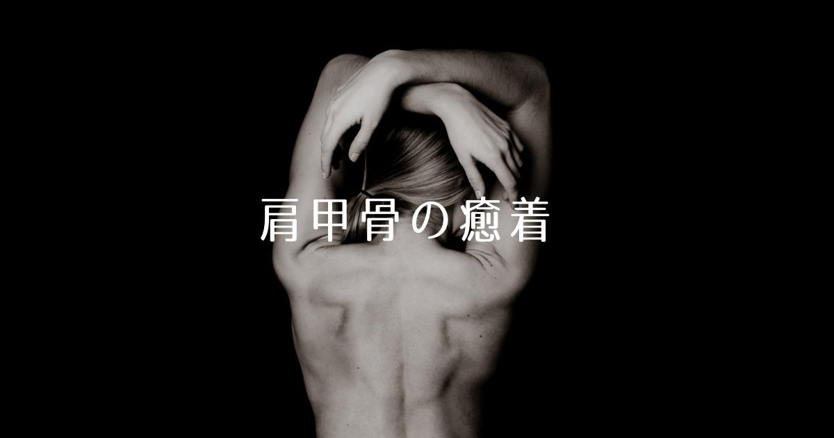 肩甲骨|肋骨|筋膜|癒着|筋膜剥がし|社交ダンス