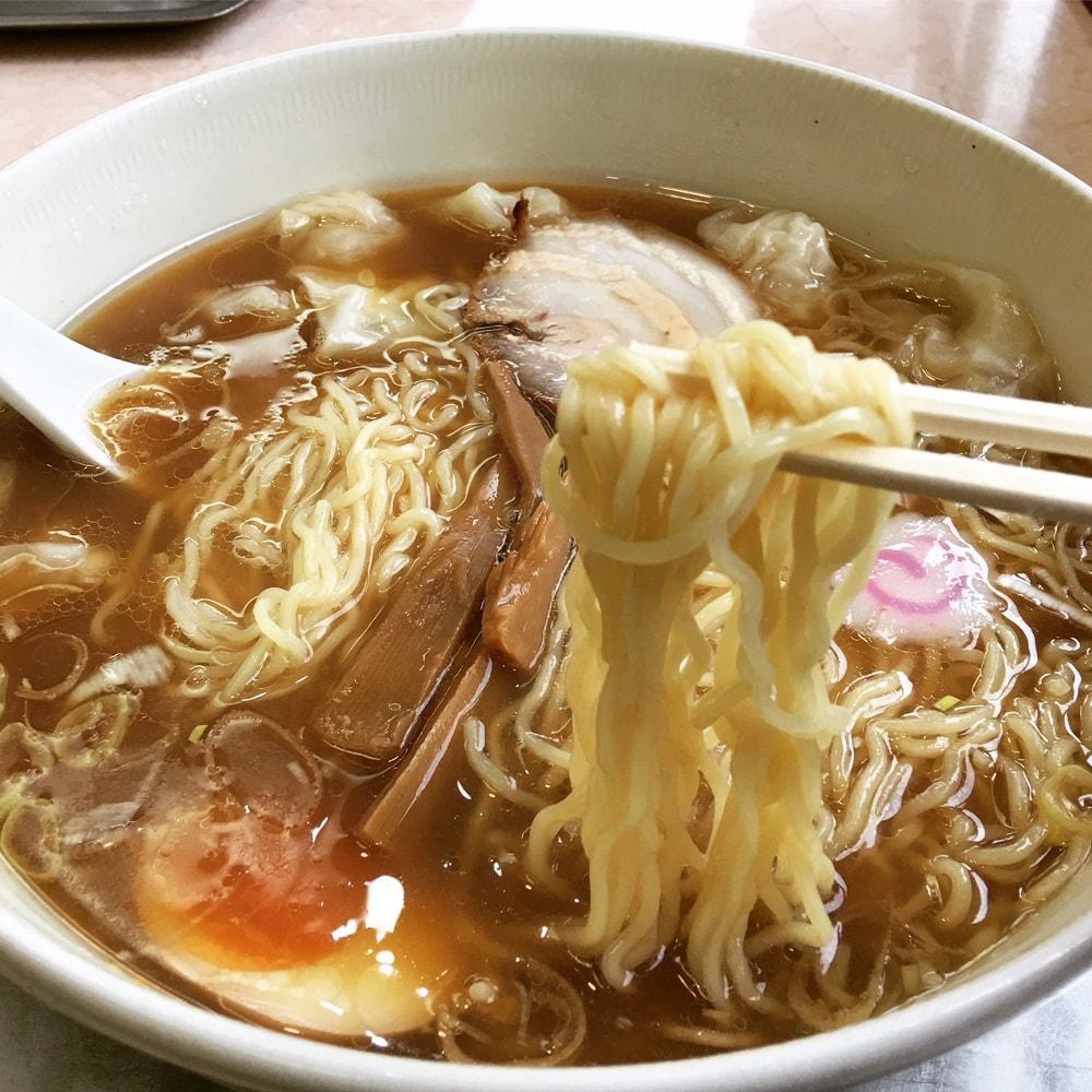 東川口|大勝軒|中華麺