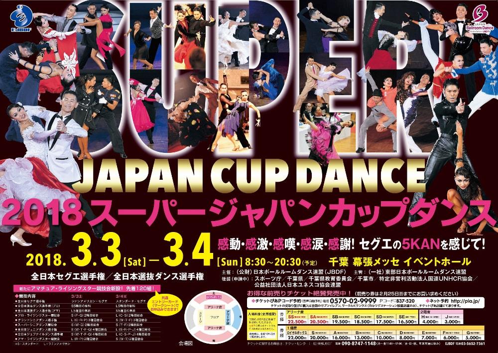 スーパージャパンカップ|2018