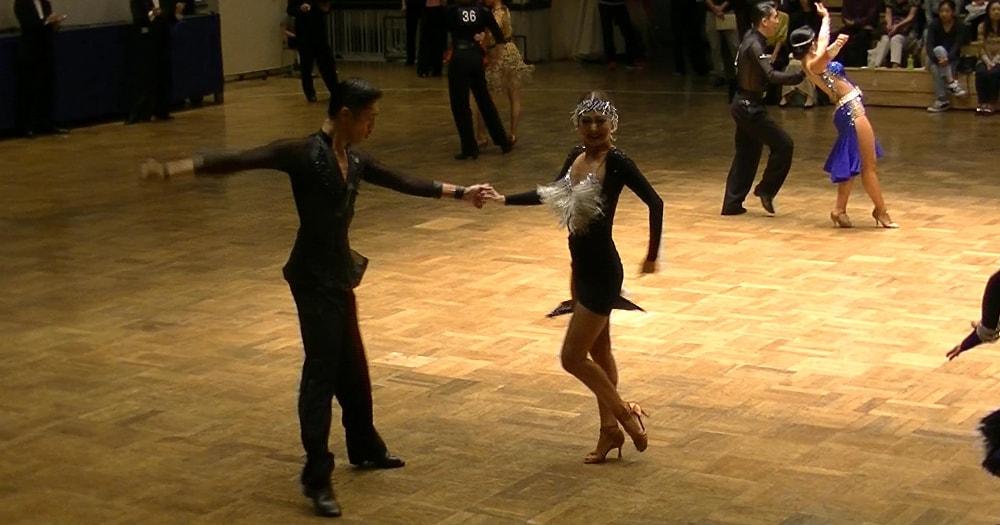 さいたま市 領家公民館 社交ダンス サークル