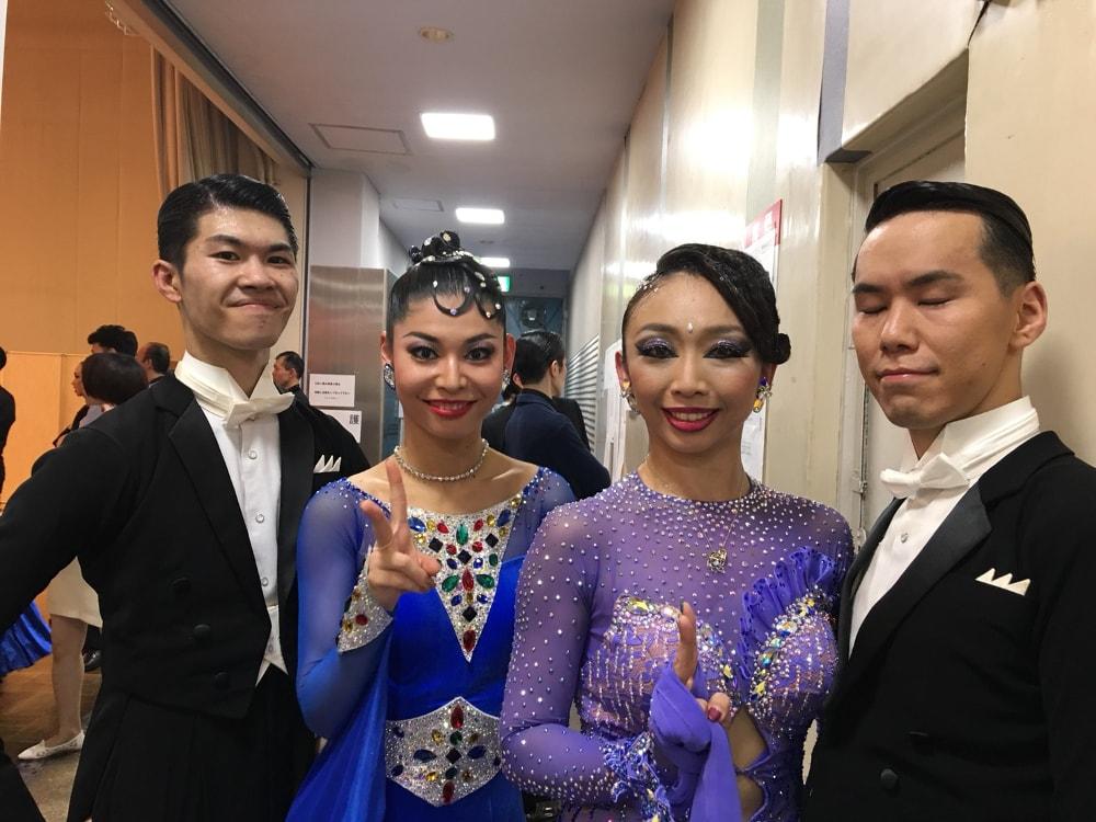 JBDF|C級スタンダード競技会|大桟橋ホール|後楽園