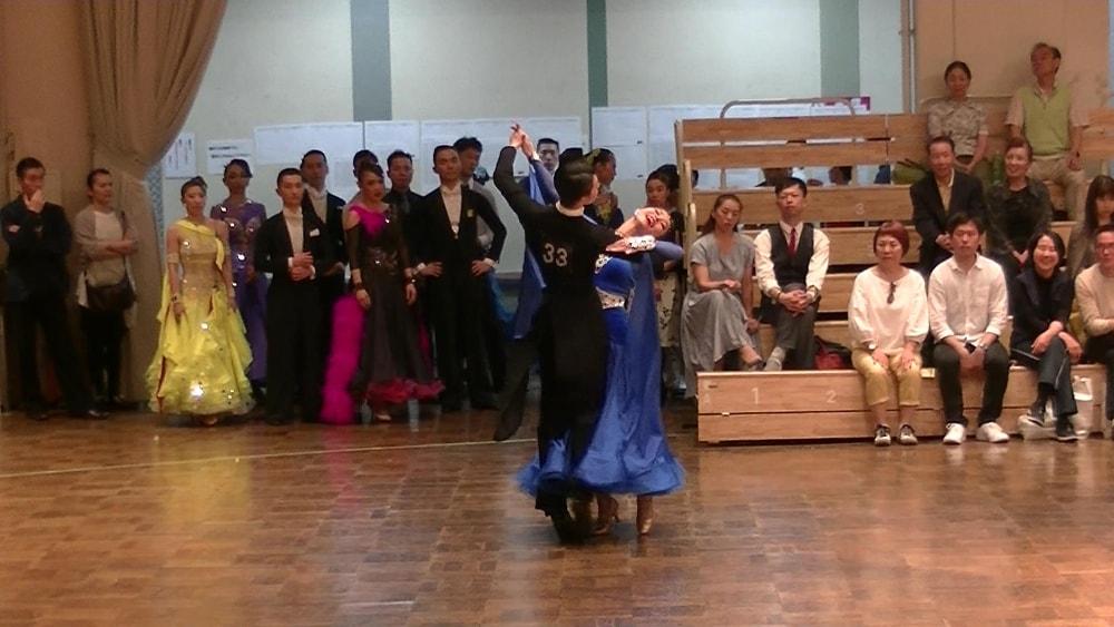 社交ダンス|さいたま市|谷田公民館