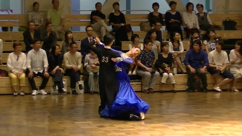 社交ダンス さいたま市 領家公民館