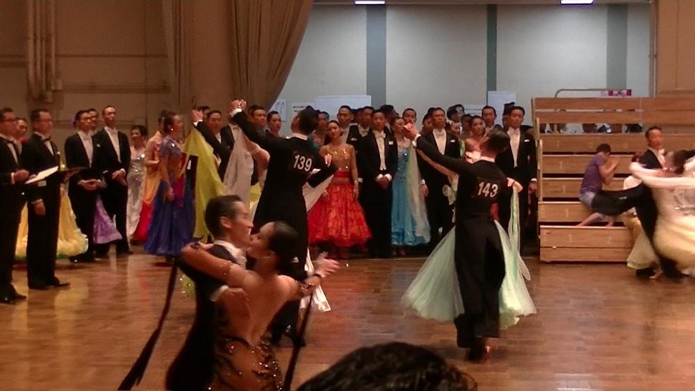 社交ダンス|越谷市|増林地区センター
