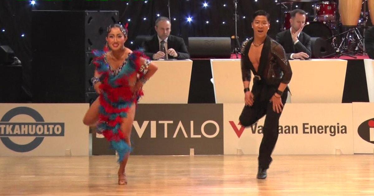 キンタロー|ロペス|社交ダンス|金スマ