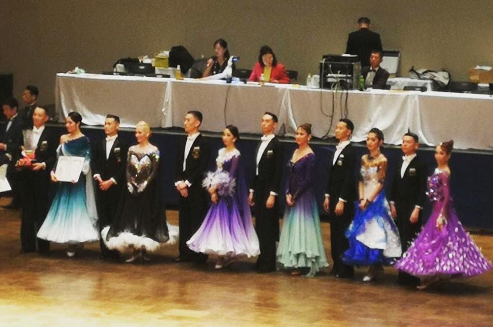 EJBDF|東部日本ダンス選手権|2018年|速報|結果