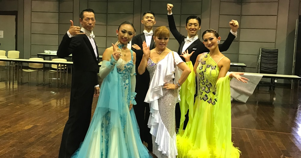 埼玉県ボールルームダンス連盟|第一回アマ・プロ ミックスコンテスト