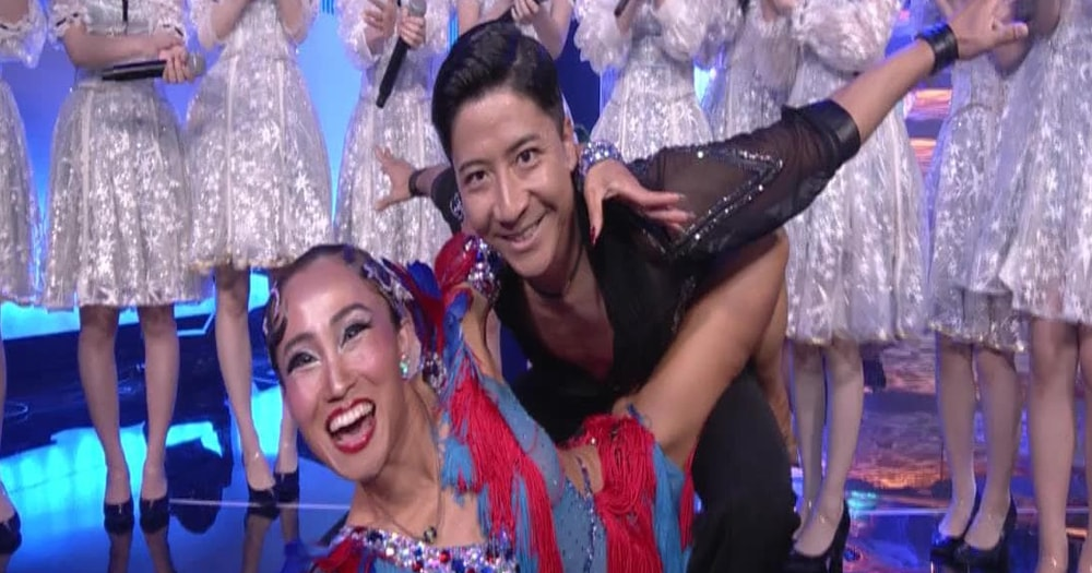 キンタロー|ロペス|社交ダンス|競技会|長野