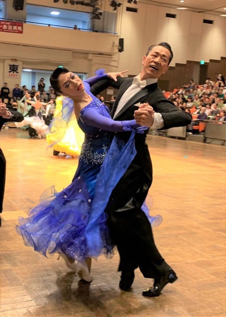 EJBDF 東部日本ダンス選手権大会 後楽園ホール 2019