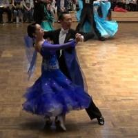 社交ダンス 越谷市 増林地区センター