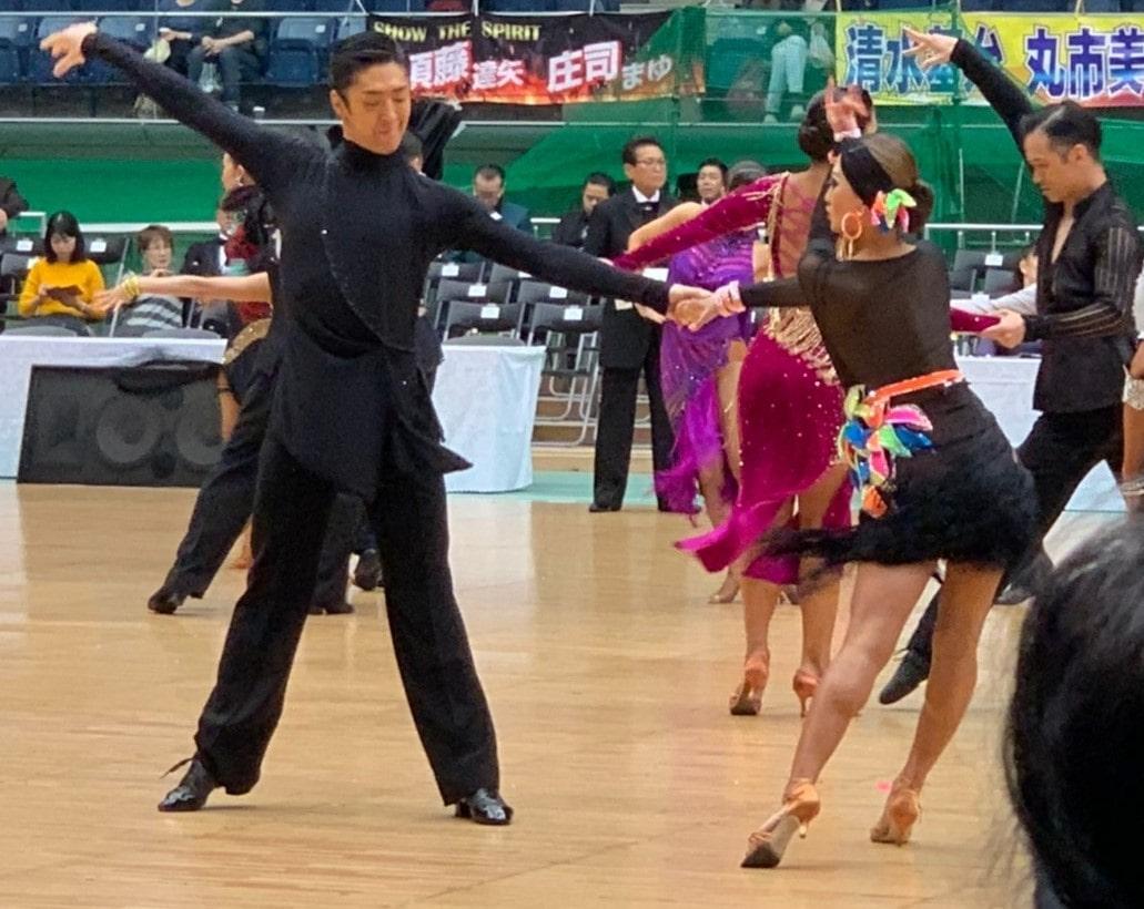 2019年 JBDF 全日本プロフェッショナルダンス選手権大会 プロラテン