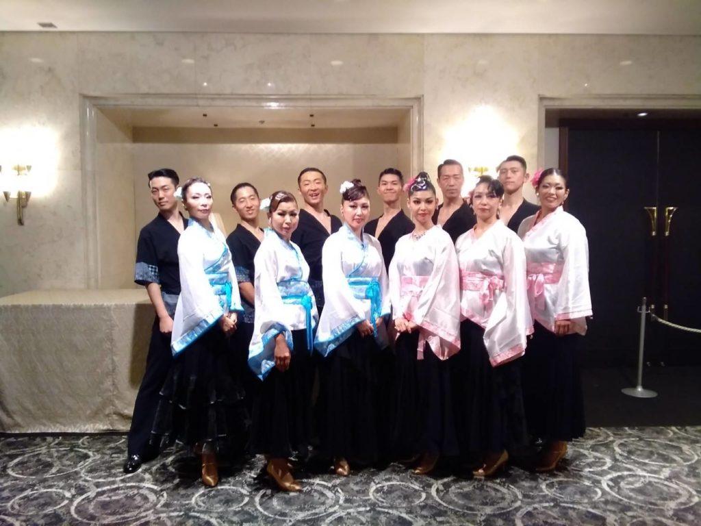 NCD&DMジョイントパーティー|社交ダンス