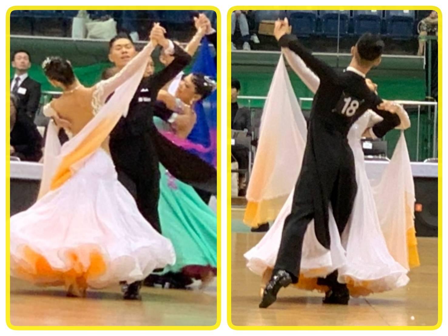 2019年|JBDF|全日本プロフェッショナルダンス選手権大会|プロスタンダード