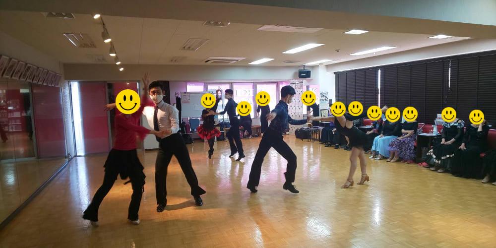 社交ダンス|フリーダンス|草加|谷塚