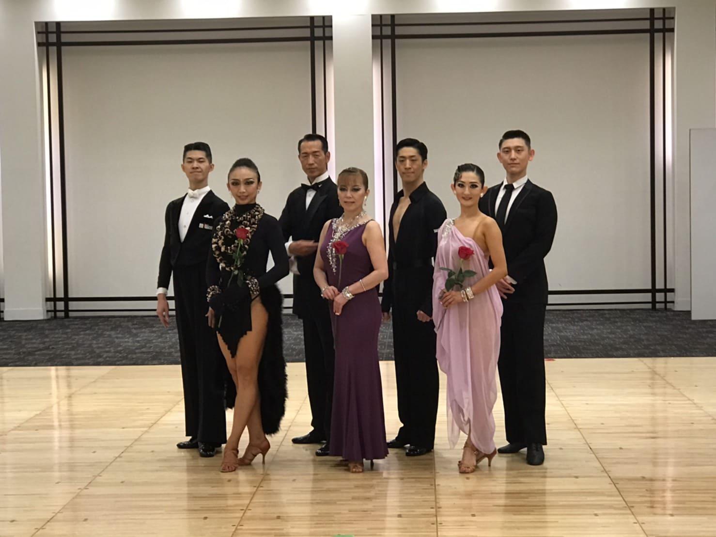 社交ダンス|パーティー|北越谷|ベルビィギャザホール|春日部AKIダンスアカデミー