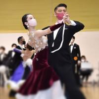 JBDF プロ 産業貿易センター 浜松町館 社交ダンス 競技会